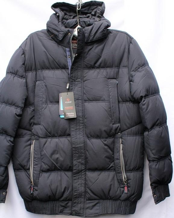 Куртки мужские зимние Yisen Батал оптом 52379680 1912-245