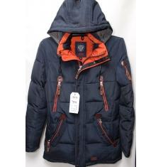 Куртка подростковая зимняя оптом 0412975 888