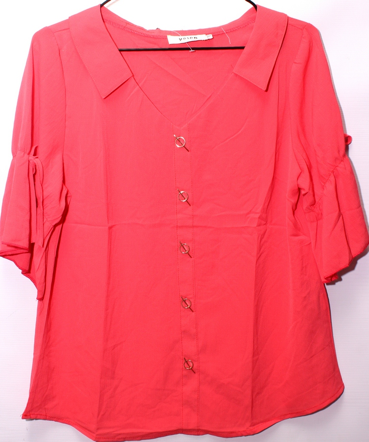 Блузки женские Yesen Китай оптом 34562170 А903-18