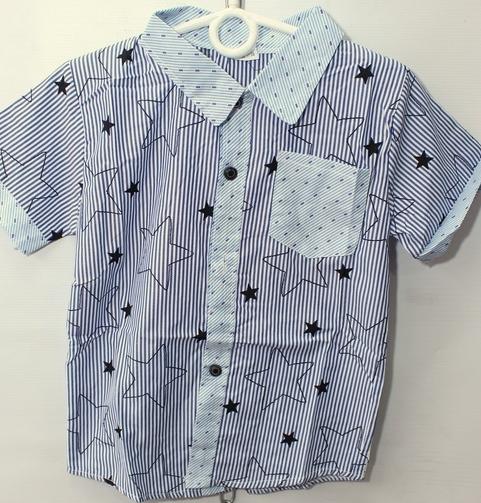 Рубашки детские оптом 39876024 1-10