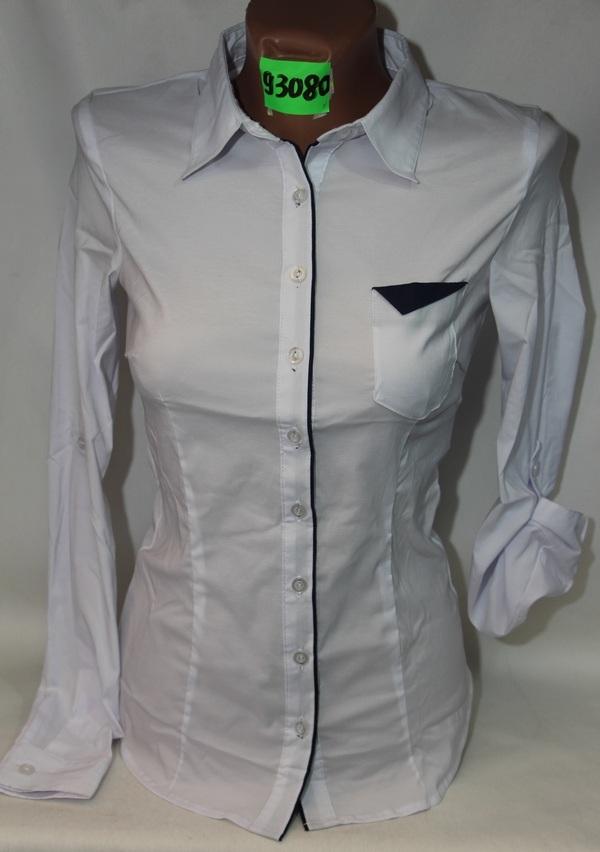 Блузы школьные оптом 07493586 93080-1