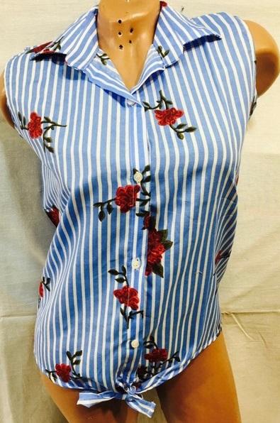 Рубашки женские оптом 90715826 24-5