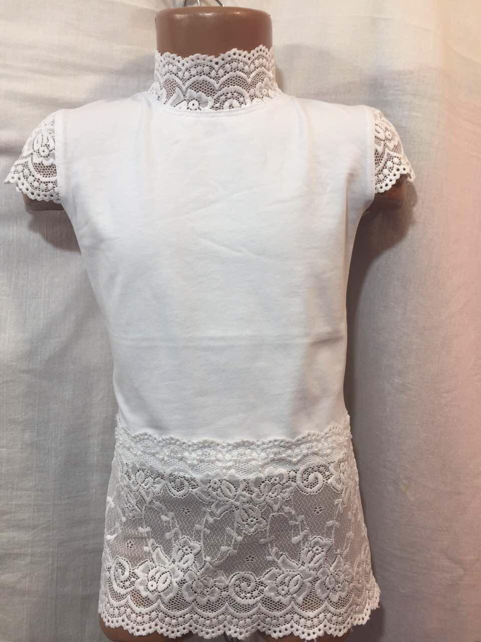 Блузы подростковые оптом 1107825 3961-1