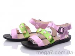 Босоножки, Summer shoes оптом A590 pink