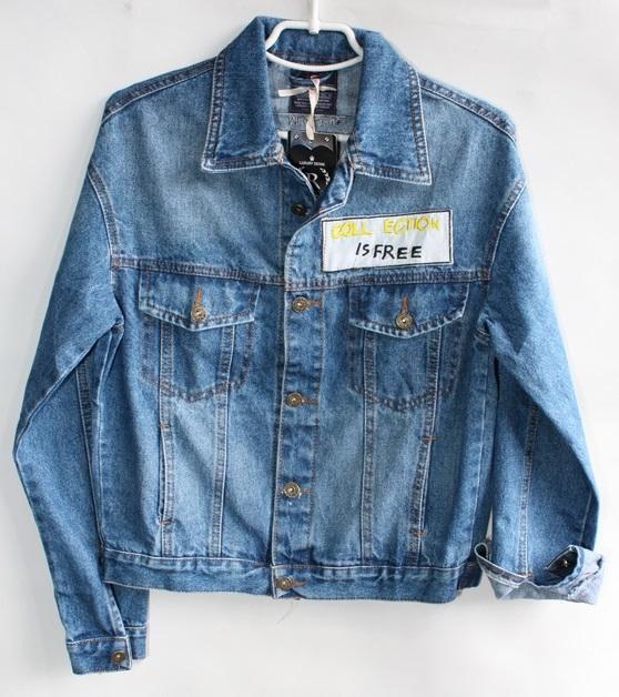 Куртки джинсовые женские RELUCKY оптом 39274165 202