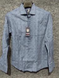 Рубашки мужские PLENTI оптом 06582137 03 -25