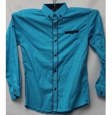 Рубашка подростковая оптом 08021095 6222