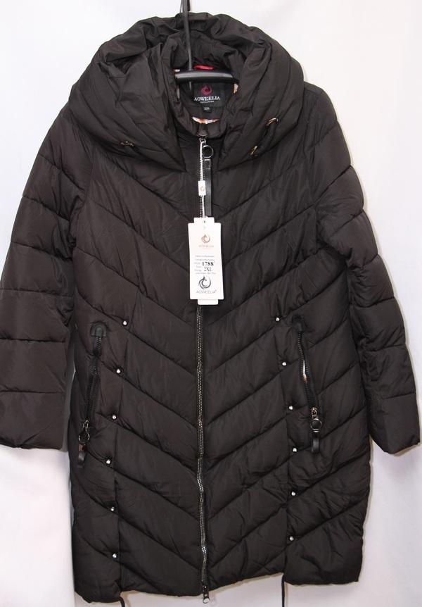 Куртки женские AOWEELIA оптом 19091209 1788-4