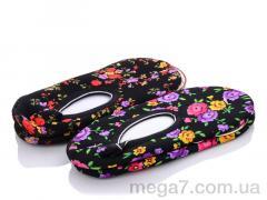 Носки, Presto оптом 472 следочки цветы mix