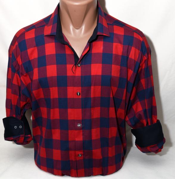 Рубашки мужские батал  оптом 69531082 1665-2
