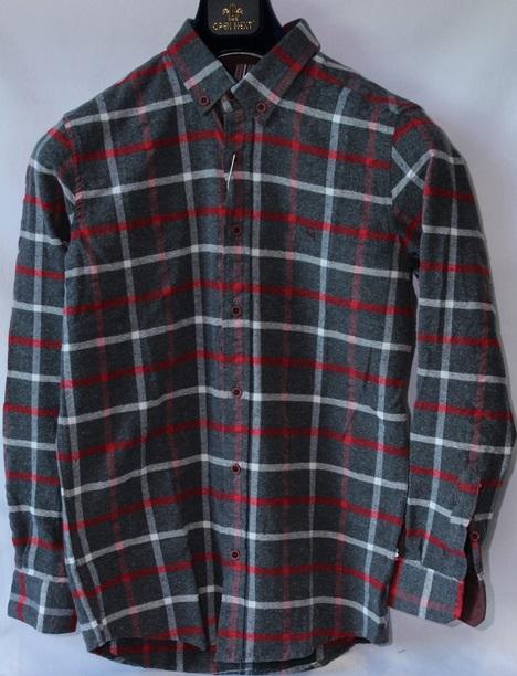 Рубашки мужские оптом 15104457 7639-48