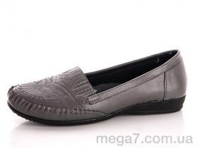 Туфли, Saimaoji оптом 8826B-grey