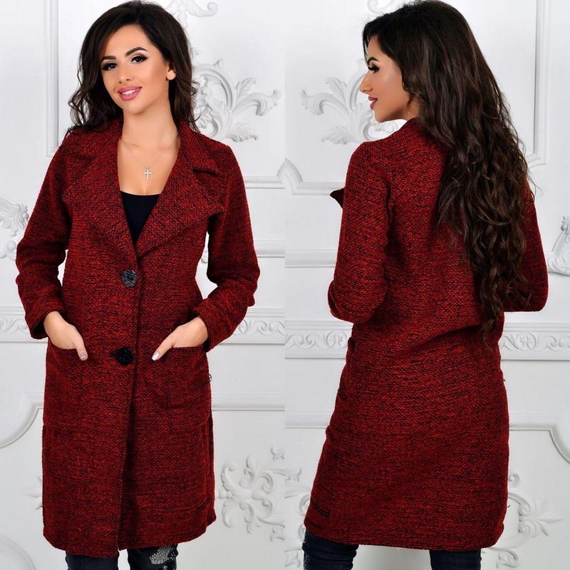 Пальто женские оптом  14105540 342-1-1