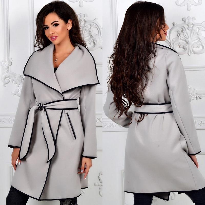 Пальто женские оптом  14105540 341-1-5