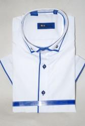 Рубашки подростковые оптом 36801597 39-1
