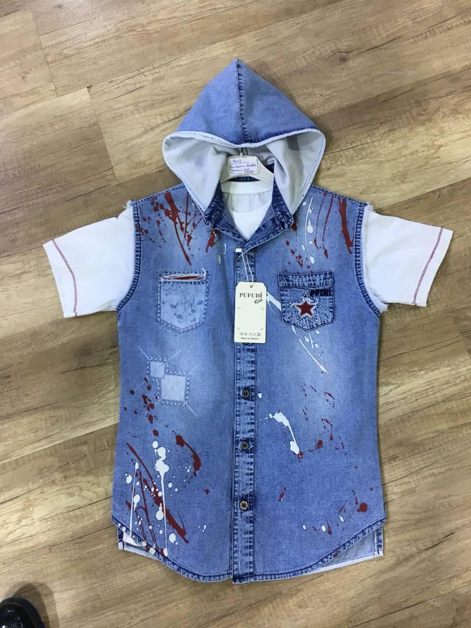 рубашки  детские оптом 98461052 2-12