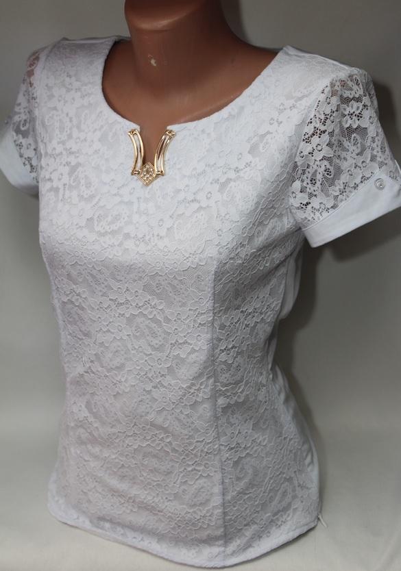 Блузы женские оптом 0806673 3-102