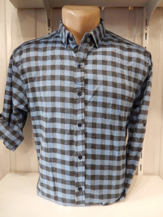 Рубашки мужские оптом 15101830 0222-50