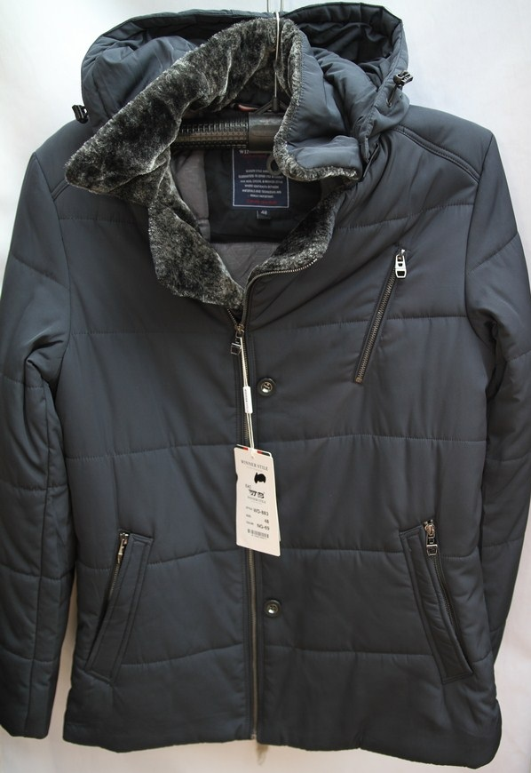 Куртка WS мужская оптом 78154609 WD-8315