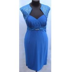 Платье с пояткой женское оптом 07095289 2Р029