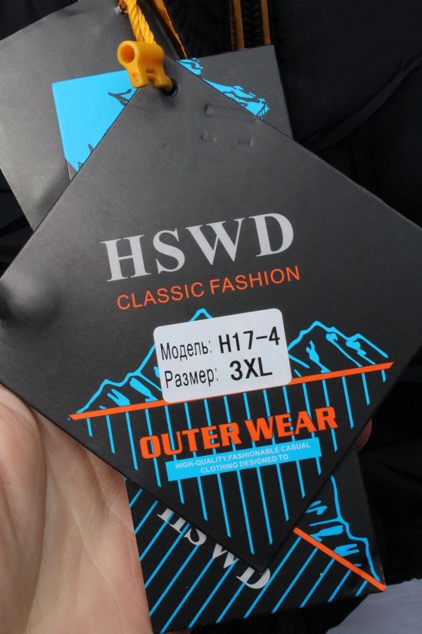 Куртки детские HSWD оптом 15028349 H17-4-0-14