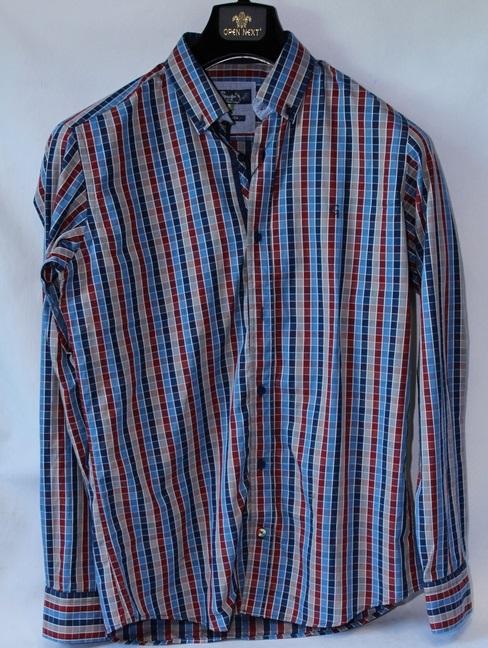 Рубашки мужские оптом 15104457 7639-26