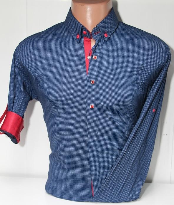 Рубашки мужские Турция оптом 31286704 1-1