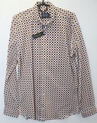 Рубашки мужские APEKS TRIKO оптом 63524701 11-252