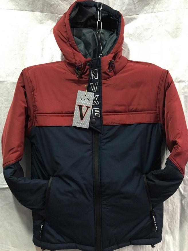 Куртки мужские оптом 15784206 18-9