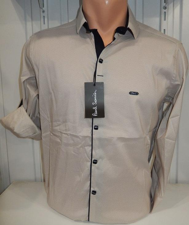 Рубашки мужские оптом 13081830 5208-16