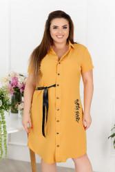 Платья женские БАТАЛ оптом 03875614  160-1