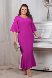 Платья женские БАТАЛ оптом 52713960 115-1