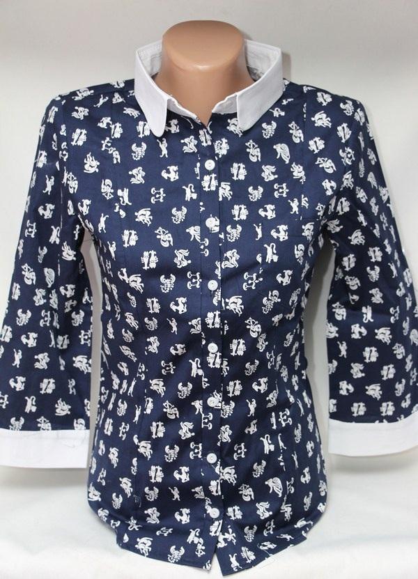 Блузы женские оптом 05043030 76-1