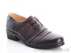 Туфли, LR.Brother оптом 12211-1 brown