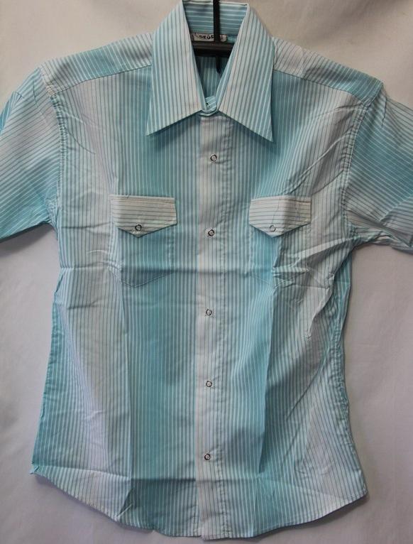 Рубашки мужские Турция оптом 74530812 3636-5