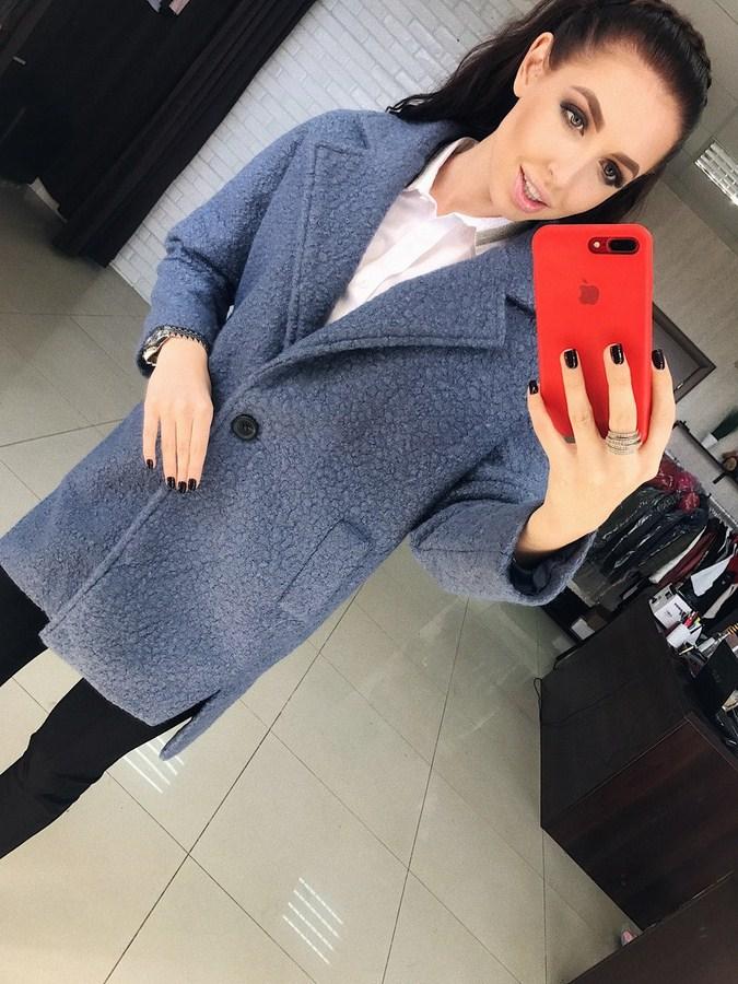 Пальто женские оптом Фабричный Китай 08104786 0454-1
