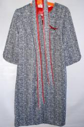 Платья женские CHARM БАТАЛ оптом 89325146 07-22