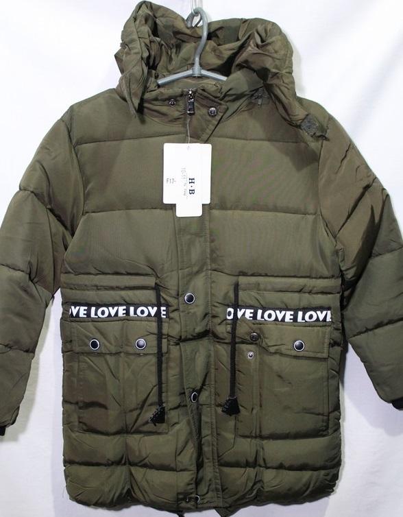Куртки детские Турция оптом 91605782 F17-14-2