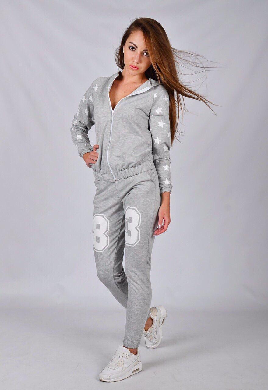 Спортивные костюмы женские оптом 18064604 2-1