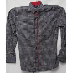 Рубашка подростковая оптом 08021095 6219