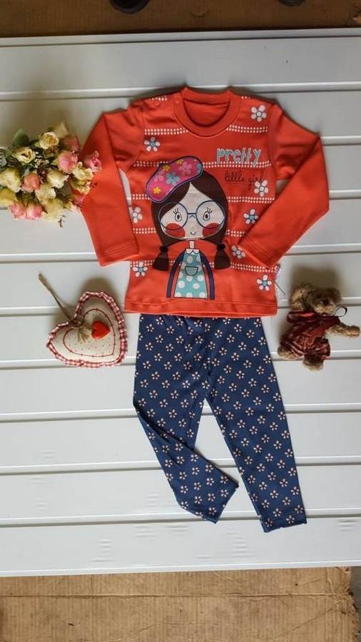 Ночные пижамы детские оптом 60541732 2-20