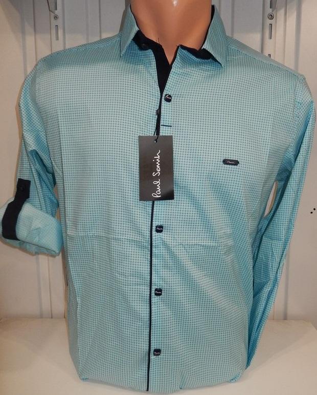 Рубашки мужские оптом 13081830 5208-5