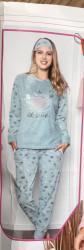 Ночные пижамы женские оптом 70658143 5028 -5