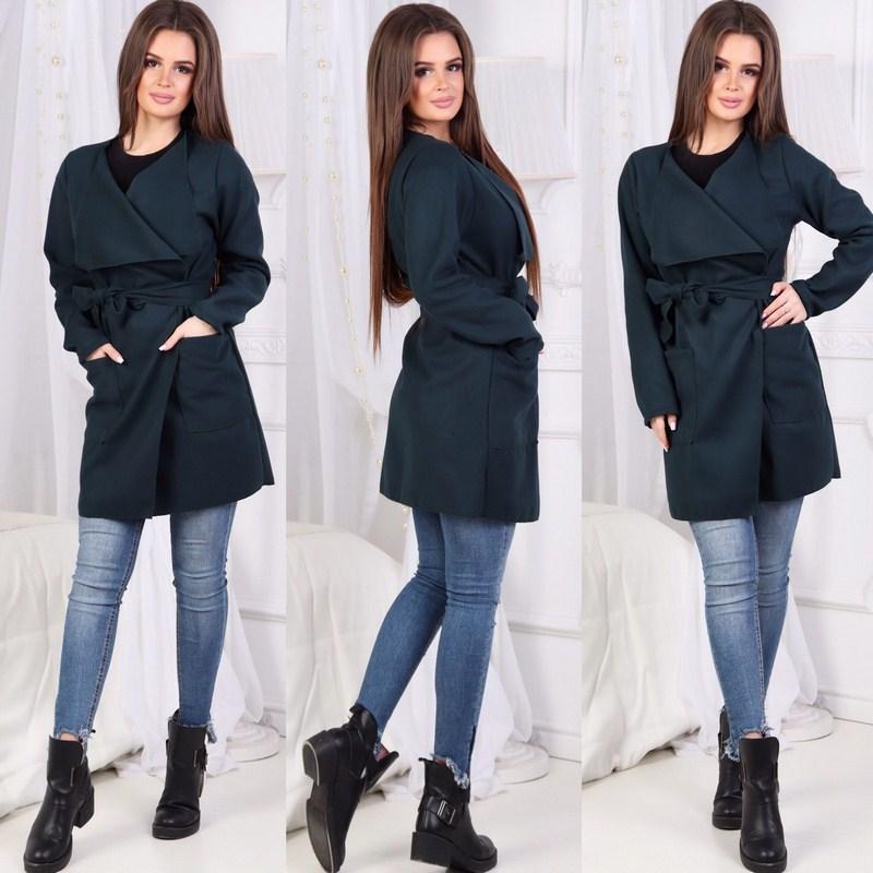 Пальто женские оптом 53914026 11-12