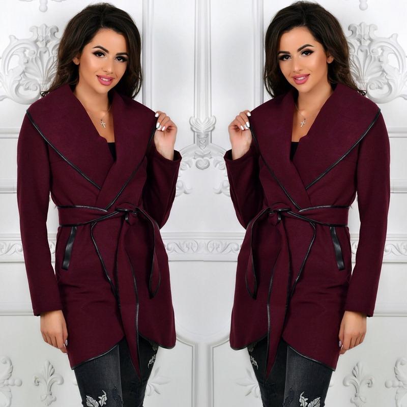 Пальто женские оптом  14105540 341-1-2