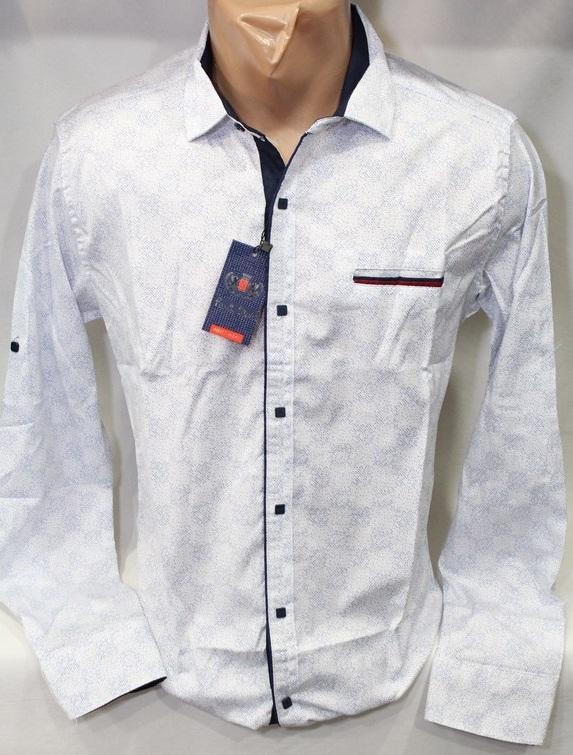 Рубашки PAUL STAR мужскиеТурция оптом 09328567