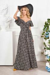 Платья женские оптом 41032967  420-18