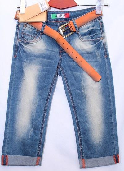 Бриджи джинсовые женские LDM оптом 84316275 8532