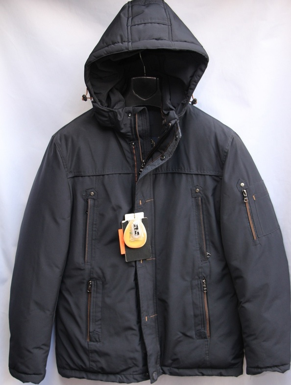 Куртка SOELUOS зимняя  мужская оптом  1609929 6680-1
