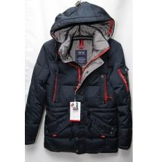 Куртка подростковая зимняя оптом 0412975 652